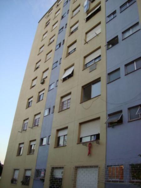 Jardim das Paineiras II - Apto 1 Dorm, Jardim Itu Sabará, Porto Alegre