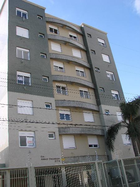 Ed. Arno Diedrich - Apto 1 Dorm, São Geraldo, Porto Alegre (107376)