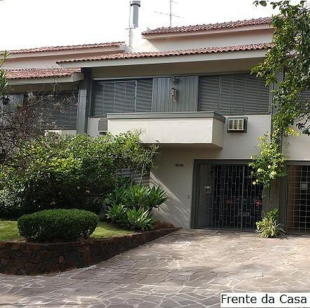 Três Figueiras - Casa 3 Dorm, Três Figueiras, Porto Alegre (107423) - Foto 3
