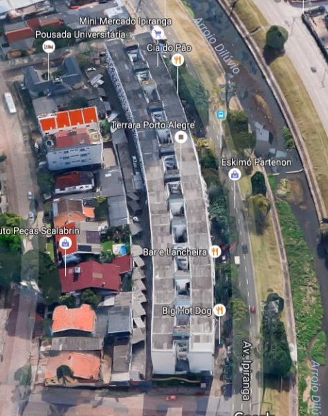 CJ Residencial Ipiranga - Apto 1 Dorm, Jardim Botânico, Porto Alegre - Foto 12