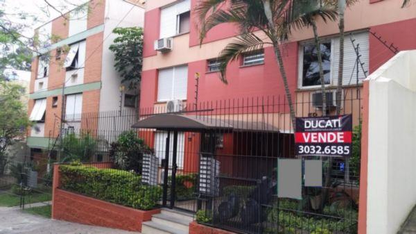 Res. Don Henrique - Apto 1 Dorm, Mont Serrat, Porto Alegre (24264)