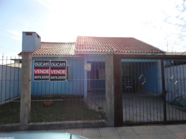 São João - Casa 3 Dorm, Olaria, Canoas (42269) - Foto 2