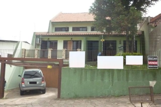 Casa 3 Dorm, Jardim Itu Sabará, Porto Alegre (44827)