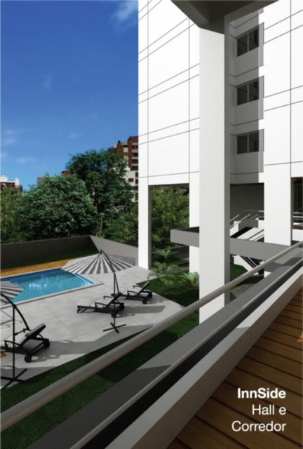 INN Side Home Resorte - Apto 2 Dorm, Tristeza, Porto Alegre (46482) - Foto 7