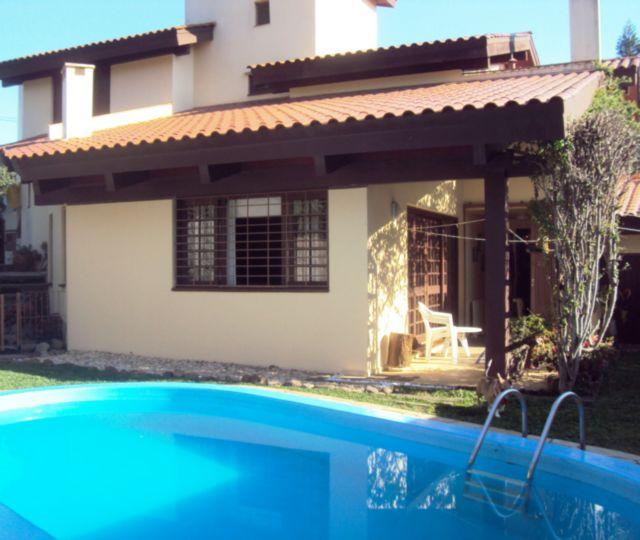 Casa 4 Dorm, Chácara das Pedras, Porto Alegre (49533)