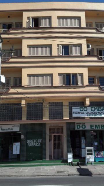 Mirna - Apto 1 Dorm, São João, Porto Alegre (50225)