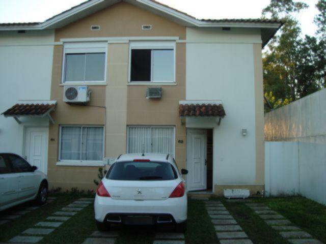 Vivendas do Lago - Casa 2 Dorm, Marechal Rondon, Canoas (52880)