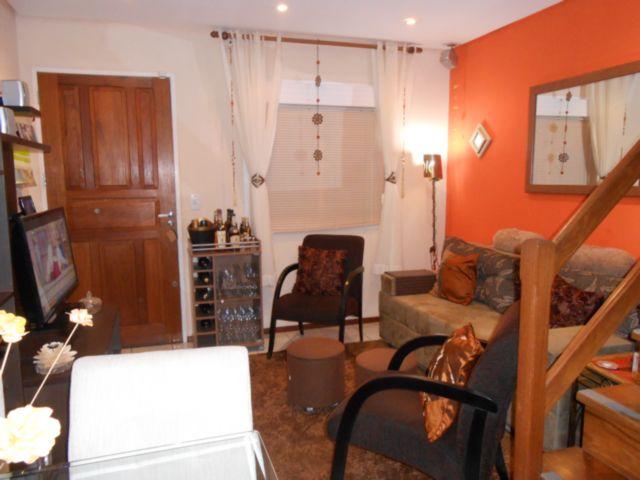 Residencial Vale do Luar - Casa 3 Dorm, Camaquã, Porto Alegre (53404) - Foto 3