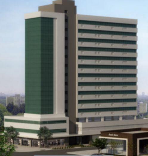 Neo Superquadra - Sala 1 Dorm, São João, Porto Alegre (53537)