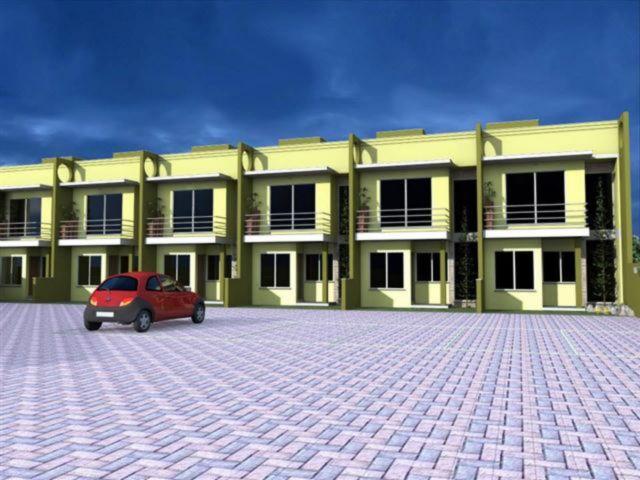 Residencial Seringueiras - Casa 2 Dorm, Centro, Nova Santa Rita
