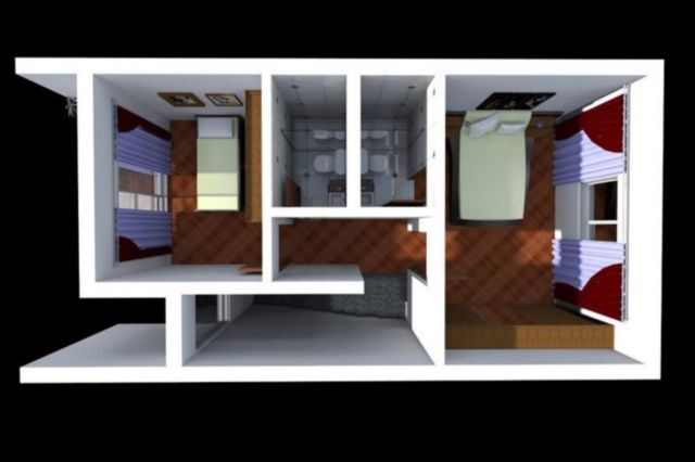 Residencial Seringueiras - Casa 2 Dorm, Centro, Nova Santa Rita - Foto 2