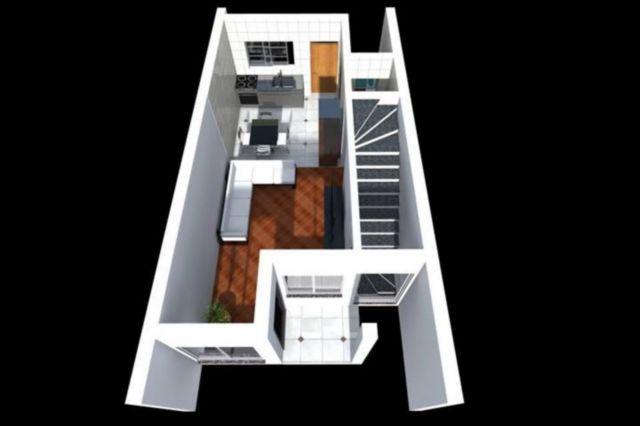 Residencial Seringueiras - Casa 2 Dorm, Centro, Nova Santa Rita - Foto 3