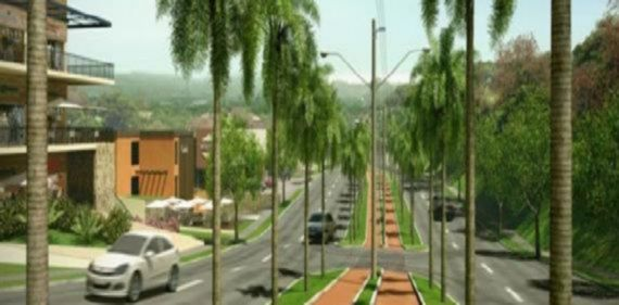 Condomínio Alphaville Norte - Terreno, Vila Nova, Porto Alegre (53942) - Foto 4