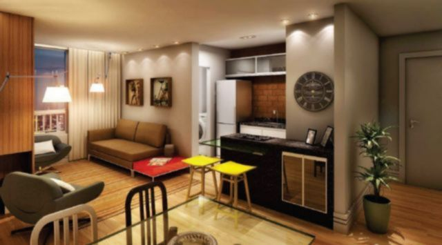 Condomínio Residencial Liberdade I Alta Vista - Apto 2 Dorm, Humaitá - Foto 6