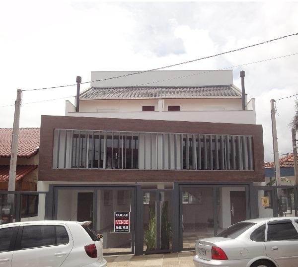 Casa Sobrado - Casa 3 Dorm, Jardim Itu Sabará, Porto Alegre (54779)
