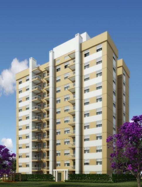 Condomínio Veríssimo - Apto 2 Dorm, Teresópolis, Porto Alegre (55478)
