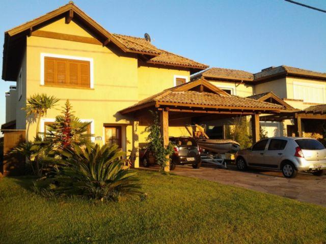Ducati Imóveis - Casa 3 Dorm, Belém Novo (55817) - Foto 3