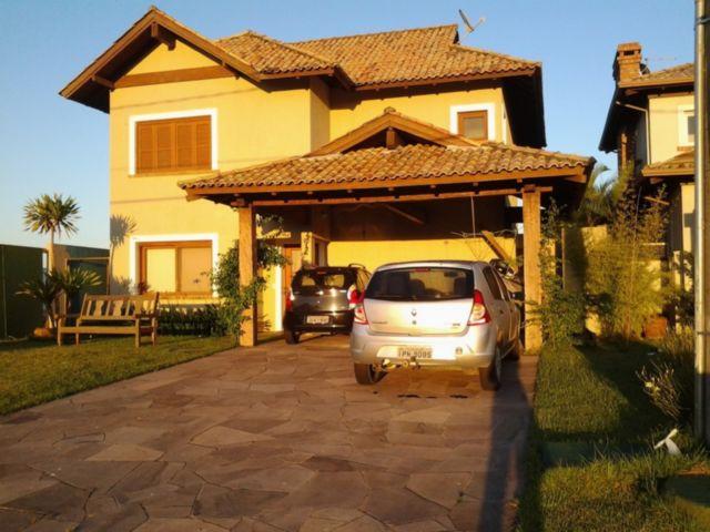 Ducati Imóveis - Casa 3 Dorm, Belém Novo (55817)