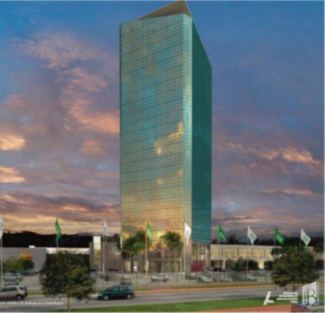 Diamond Tower - Sala, Cristal, Porto Alegre (56029) - Foto 2