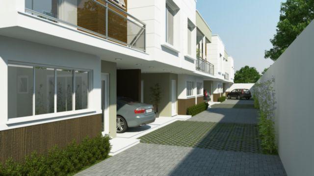 Residencial Sonhos - Casa 2 Dorm, Niterói, Canoas (56784) - Foto 3