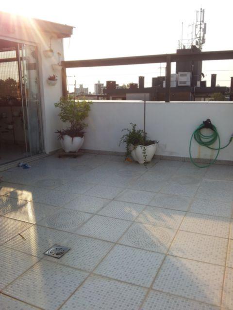 Cobertura 2 Dorm, Medianeira, Porto Alegre (56980) - Foto 8