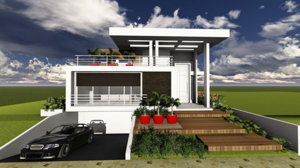 Alta Vista - Casa 3 Dorm, Bela Vista, Canoas (58014)