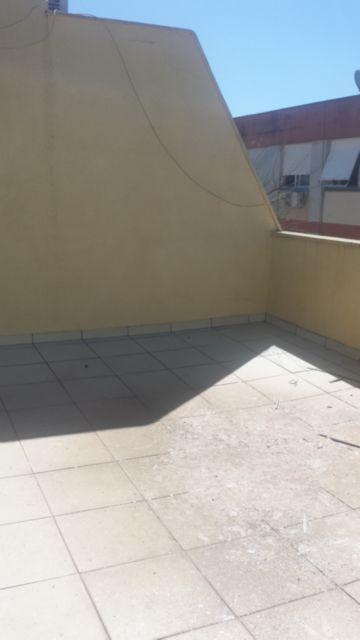 Cristiane - Cobertura 1 Dorm, Medianeira, Porto Alegre (58081) - Foto 12