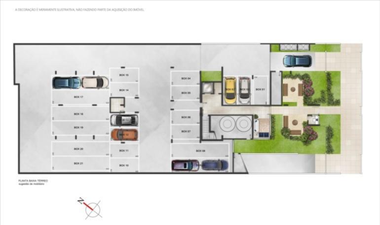 Ed. Residencial Manet - Apto 2 Dorm, Santana - Foto 5