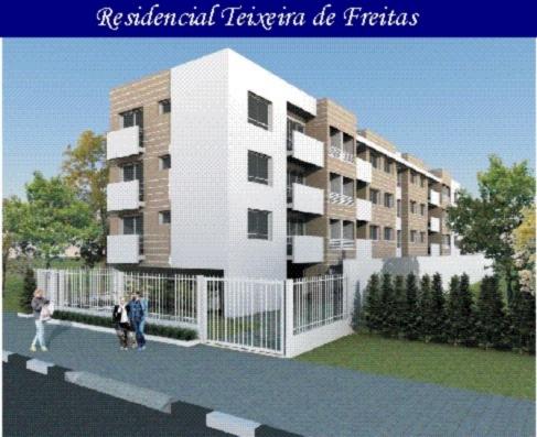 Residencial Teixeira de Freitas - Apto 2 Dorm, Santo Antônio (58355)