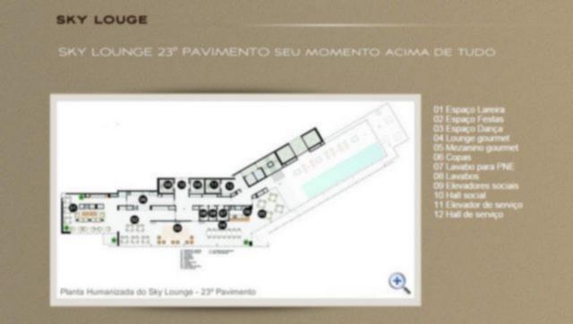 Residencial Du Lac - Apto 1 Dorm, Cristal, Porto Alegre (58736) - Foto 18