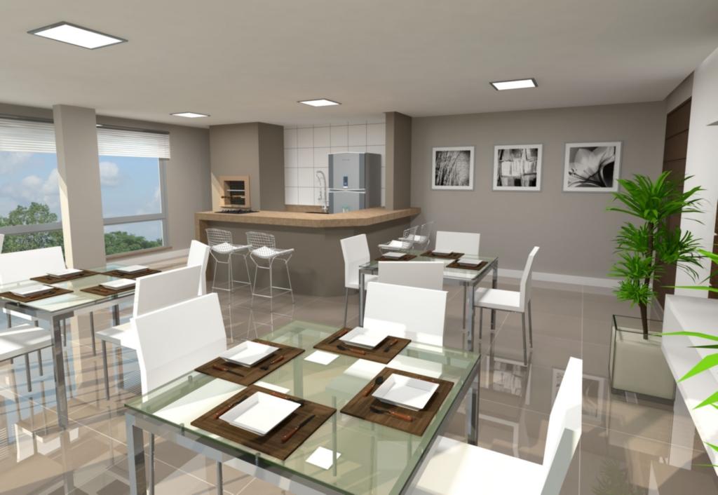 La Salette Premium Residence - Apto 3 Dorm, Marechal Rondon, Canoas - Foto 11