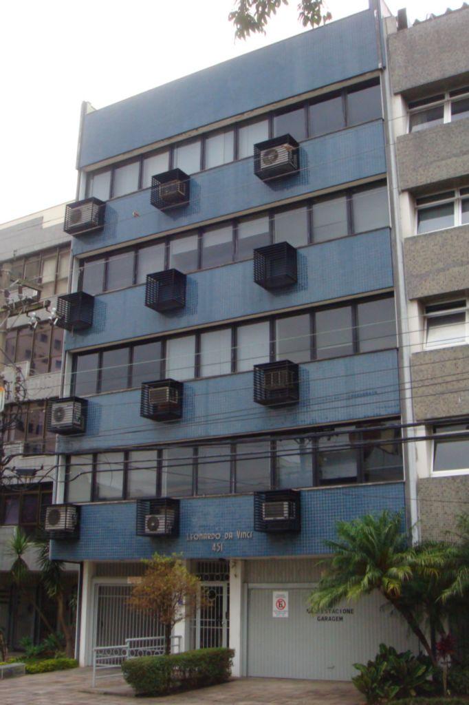 Leonardo D Avinci - Sala, Petrópolis, Porto Alegre (77875) - Foto 2