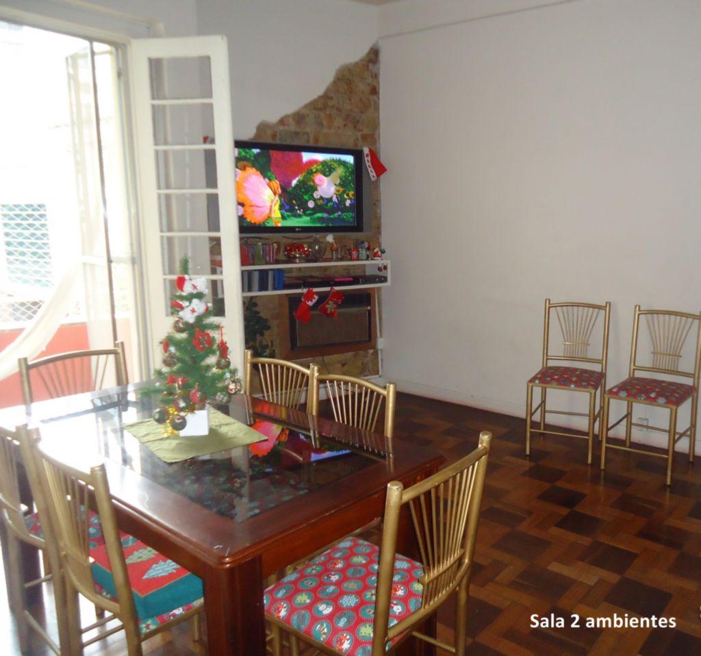 Edifício Marília - Apto 3 Dorm, Centro Histórico, Porto Alegre (59990) - Foto 2