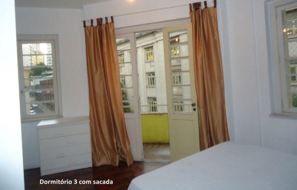 Edifício Marília - Apto 3 Dorm, Centro Histórico, Porto Alegre (59990) - Foto 4