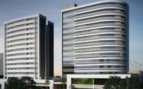 Condomínio Hom João Wallig - Sala, Passo da Areia, Porto Alegre