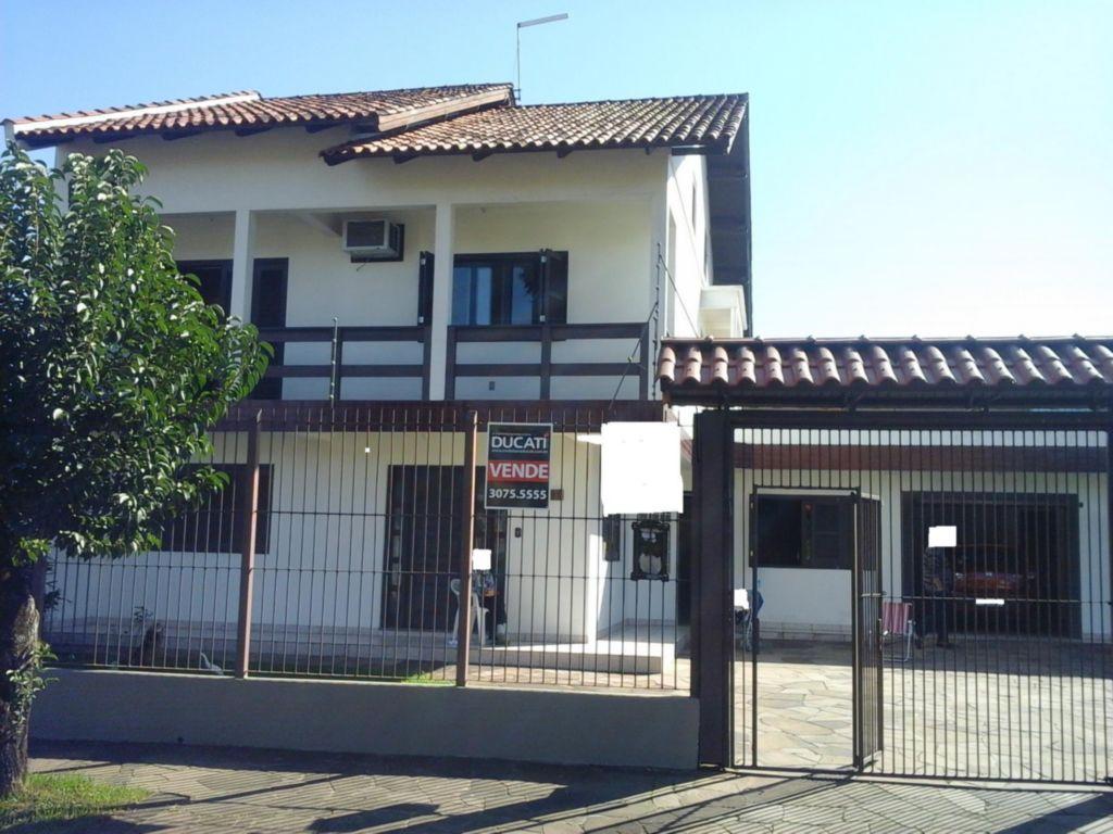 Casa 4 Dorm, Fátima, Canoas (60547)