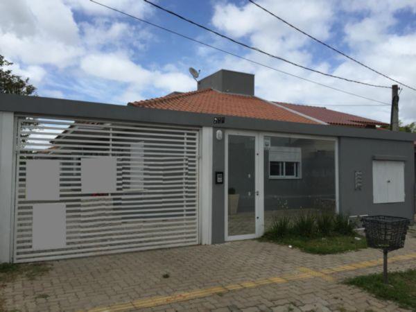 Condomínio Itajaí. - Casa 2 Dorm, Niterói, Canoas (61104)