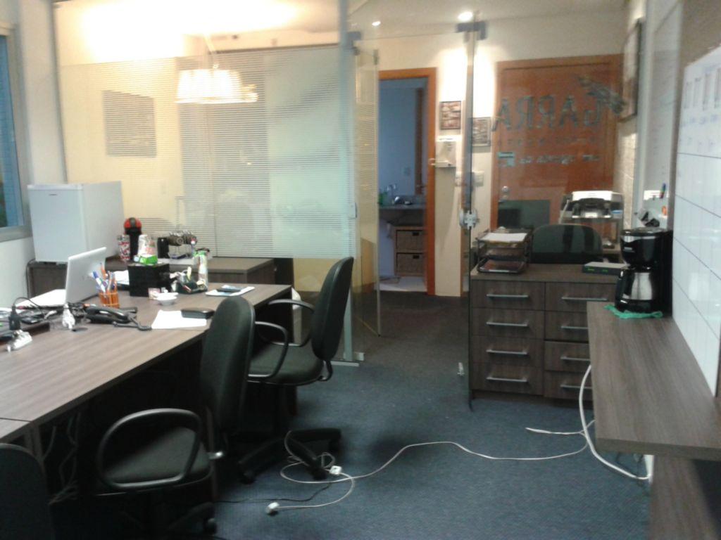 Office Platz - Sala 1 Dorm, Petrópolis, Porto Alegre (61110) - Foto 2