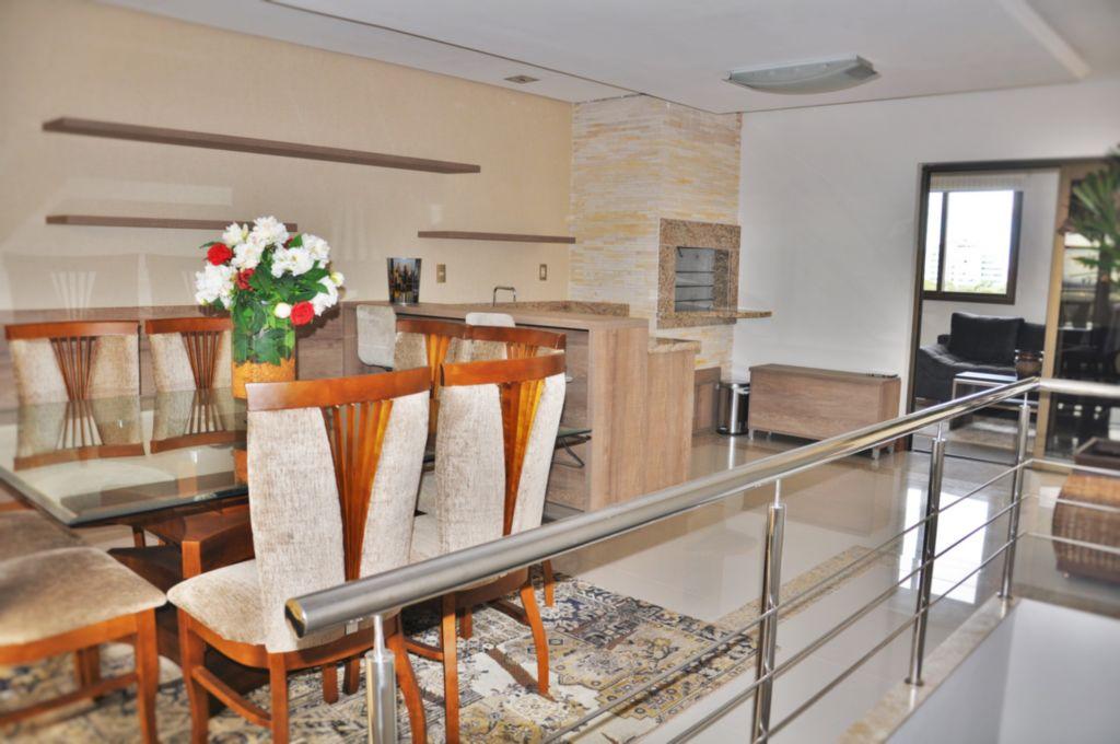 Cond.edif. Villa Leonardo Davinci - Cobertura 3 Dorm, Centro, Canoas