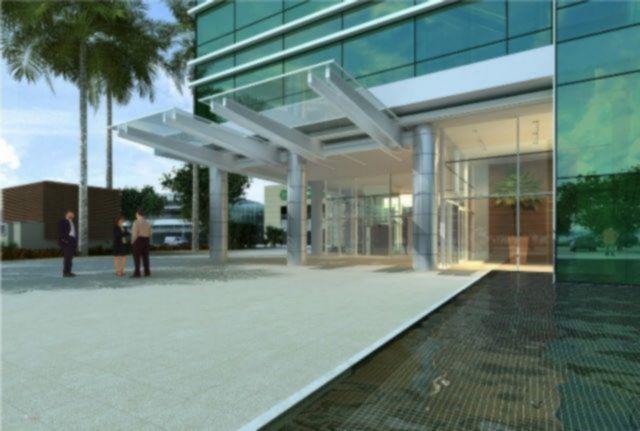 Diamond Tower - Sala 1 Dorm, Cristal, Porto Alegre (61867) - Foto 4