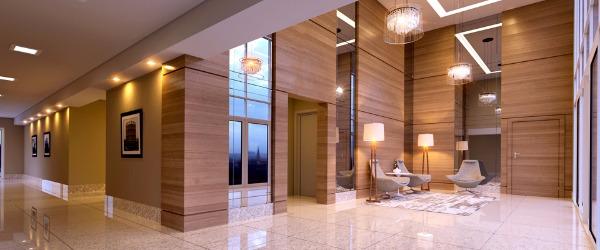 Dubai Tower Residence - Apto 3 Dorm, Centro, Esteio (61923) - Foto 3