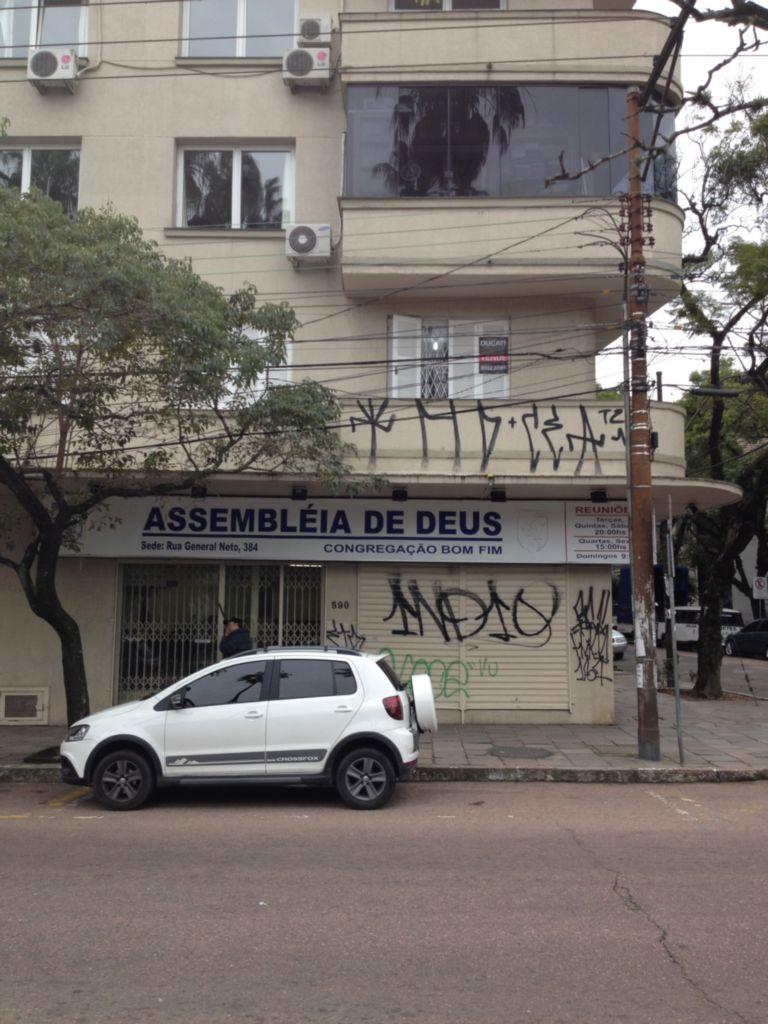 Edifício Farroupilha - Apto 2 Dorm, Bom Fim, Porto Alegre (61931)