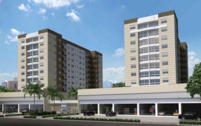 Nilo Home Square - Apto 3 Dorm, Boa Vista (61972)