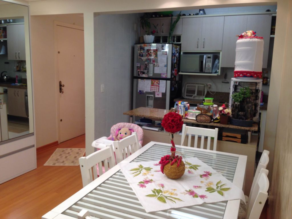 Residencial Porto Canoas- Edificio James Cook - Apto 3 Dorm, Harmonia - Foto 2