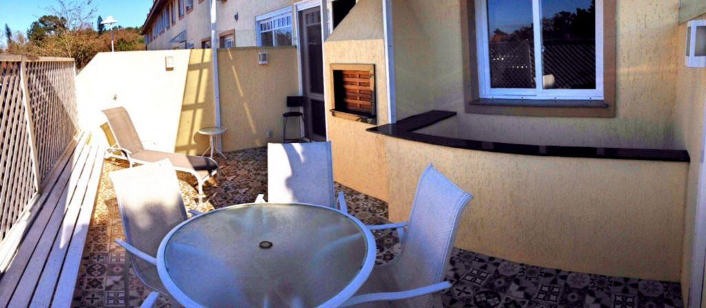Residencial Jardim Ipanema - Casa 3 Dorm, Ipanema, Porto Alegre - Foto 28