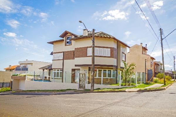Loteamento Caminho do Sol - Casa 3 Dorm, Guarujá, Porto Alegre (62551)