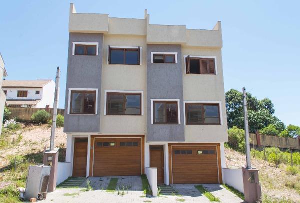 Condomínio Altos do Santa Rita - Casa 3 Dorm, Hípica, Porto Alegre