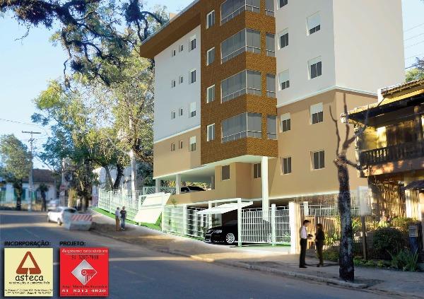 Dom Guilherme - Apto 2 Dorm, Teresópolis (62989) - Foto 2