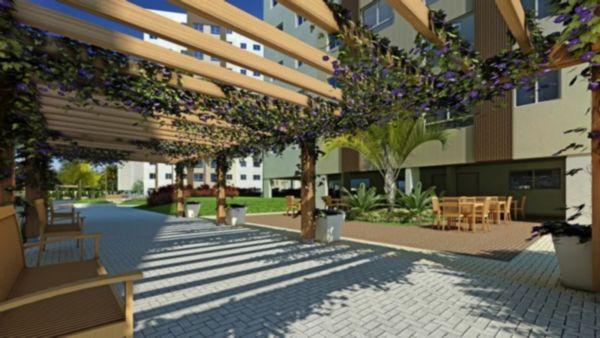 Edificio Life Park Garden - Apto 3 Dorm, Marechal Rondon, Canoas - Foto 6