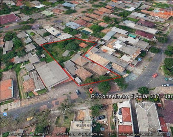Terreno - Terreno, Jardim Floresta, Porto Alegre (63208)